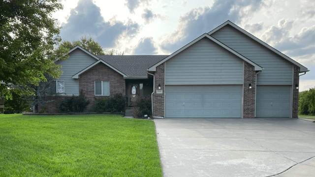 12026 W Jewell Ct, Wichita, KS 67235 (MLS #586749) :: Keller Williams Hometown Partners