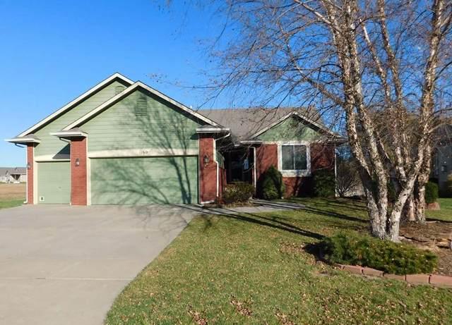1160 N Trail Ridge Dr, Derby, KS 67037 (MLS #586760) :: Jamey & Liz Blubaugh Realtors