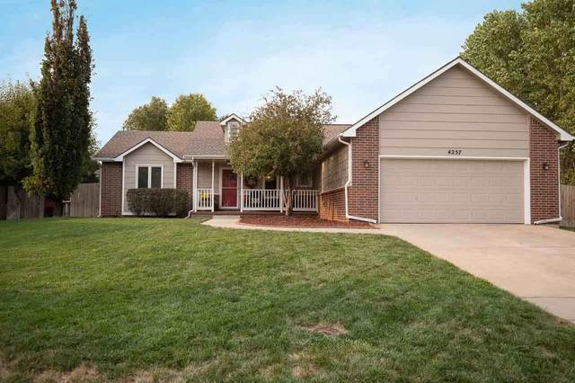 4257 N Rushwood Ct, Bel Aire, KS 67226 (MLS #586882) :: Keller Williams Hometown Partners