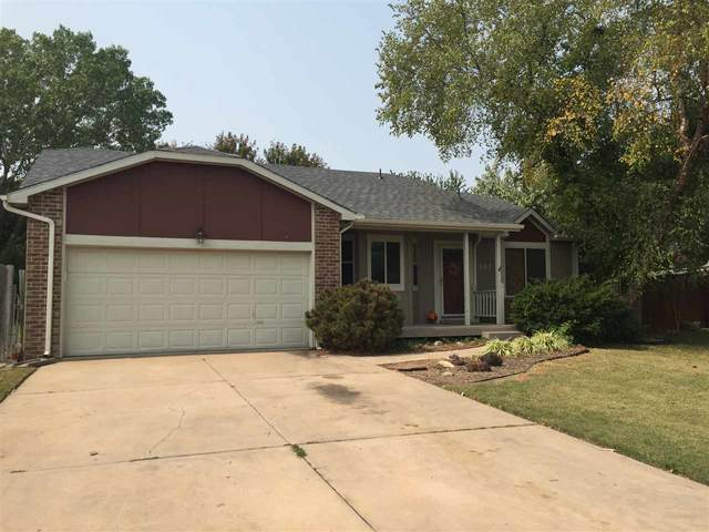 341 N Oakwood Ct, Andover, KS 67002 (MLS #586911) :: On The Move