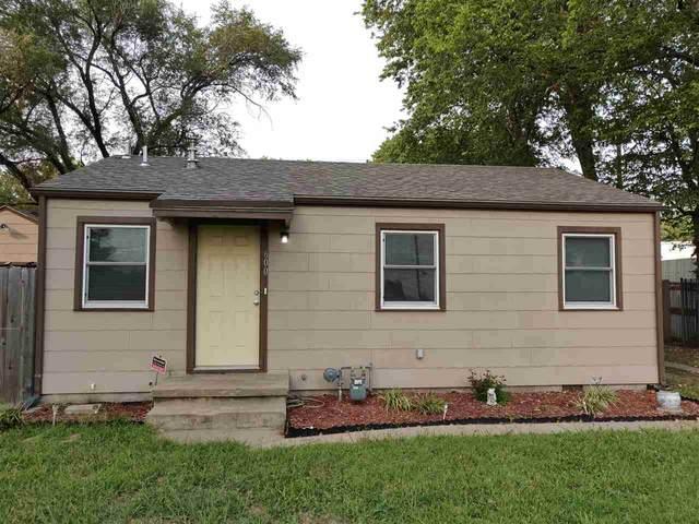 600 W 34th St N, Wichita, KS 67204 (MLS #586916) :: On The Move