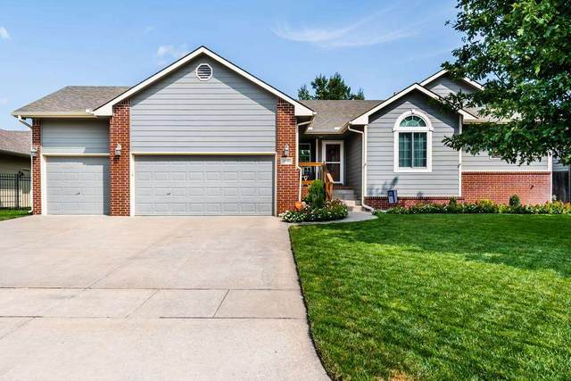 11106 W Greenspoint, Wichita, KS 67205 (MLS #586922) :: On The Move