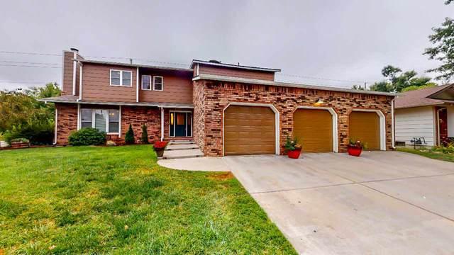 11305 W Sheriac St, Wichita, KS 67209 (MLS #586931) :: Graham Realtors