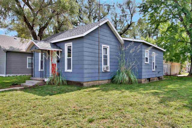 225 W 12th St, Newton, KS 67114 (MLS #586989) :: Kirk Short's Wichita Home Team