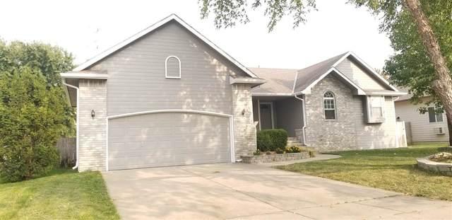 2404 N Callahan St, Wichita, KS 67205 (MLS #586999) :: Preister and Partners | Keller Williams Hometown Partners