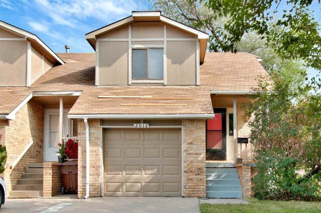 2012 N Old Manor, Wichita, KS 67208 (MLS #587016) :: Keller Williams Hometown Partners