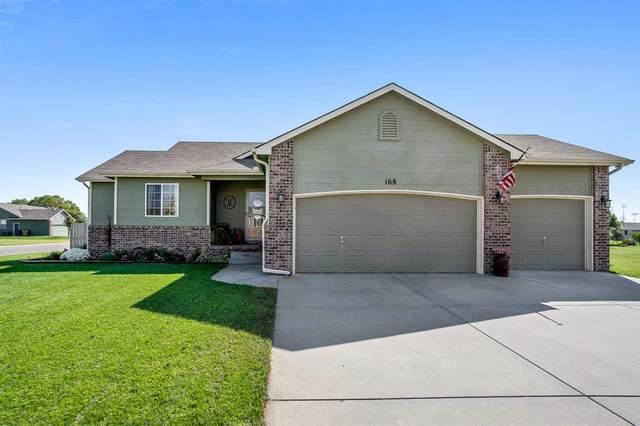 168 N Longhorn Ct., Clearwater, KS 67026 (MLS #587119) :: On The Move