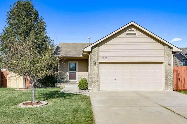 1624 S Lynnrae St, Wichita, KS 67207 (MLS #587180) :: Preister and Partners | Keller Williams Hometown Partners