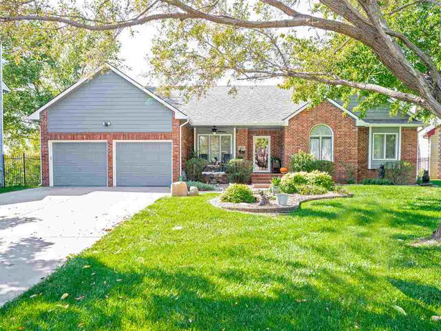 1013 N Cedar Park Cir, Wichita, KS 67235 (MLS #587182) :: Preister and Partners | Keller Williams Hometown Partners