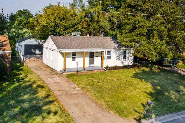 1139 N Woodlawn Blvd, Derby, KS 67037 (MLS #587201) :: Pinnacle Realty Group
