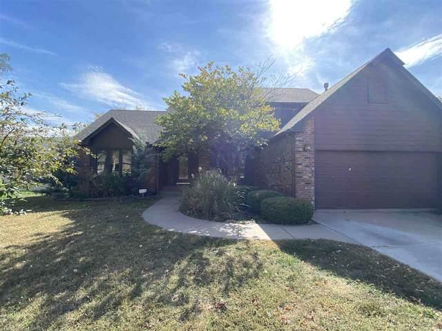 2307 N Vinegate Ct, Wichita, KS 67226 (MLS #587222) :: Keller Williams Hometown Partners