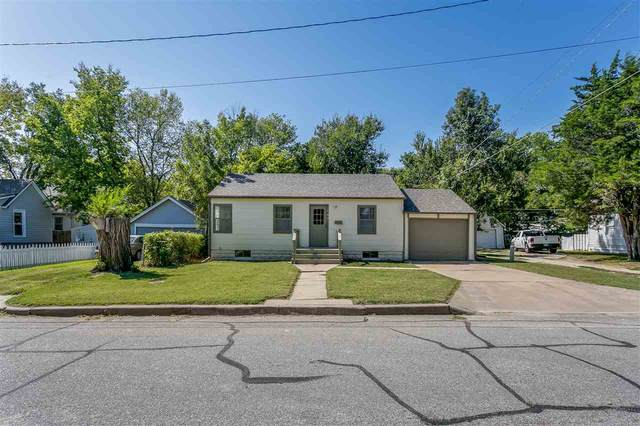 707 N Duncan St, Newton, KS 67114 (MLS #587268) :: Preister and Partners | Keller Williams Hometown Partners