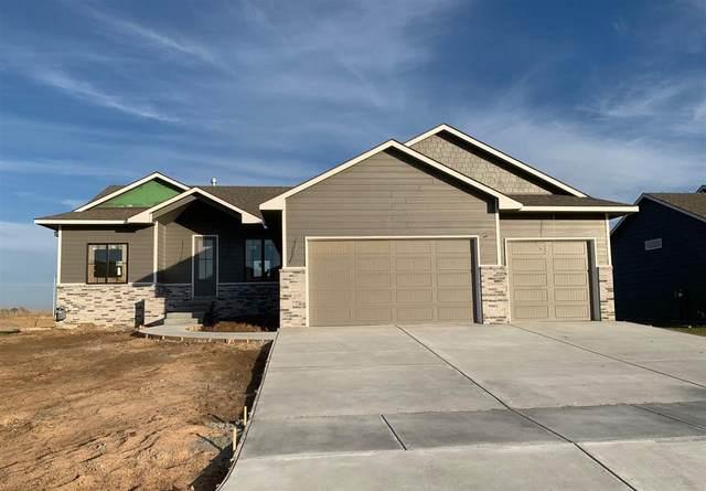 6013 W Kollmeyer Ct, Wichita, KS 67205 (MLS #587374) :: Jamey & Liz Blubaugh Realtors