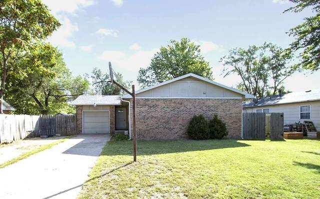 6440 S Mabel St, Wichita, KS 67217 (MLS #587421) :: Graham Realtors
