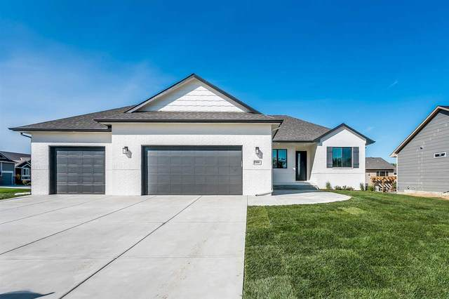2806 W 58th St N, Wichita, KS 67204 (MLS #587428) :: Preister and Partners | Keller Williams Hometown Partners