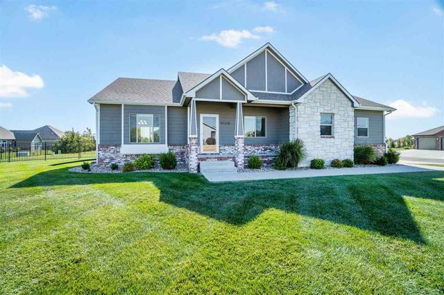 5120 N Hampton St, Bel Aire, KS 67226 (MLS #587451) :: Kirk Short's Wichita Home Team