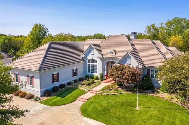 9 N Grand Mere, Wichita, KS 67230 (MLS #587479) :: Keller Williams Hometown Partners