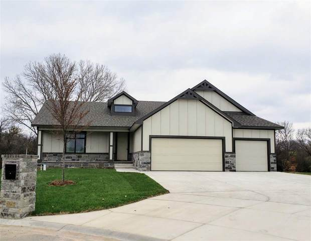 1807 S Teakwood Ct, Wichita, KS 67230 (MLS #587510) :: Jamey & Liz Blubaugh Realtors