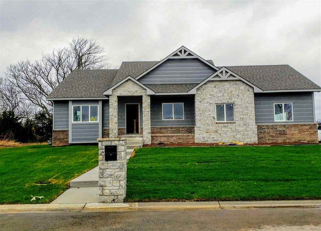 1905 S Teakwood, Wichita, KS 67230 (MLS #587511) :: Pinnacle Realty Group