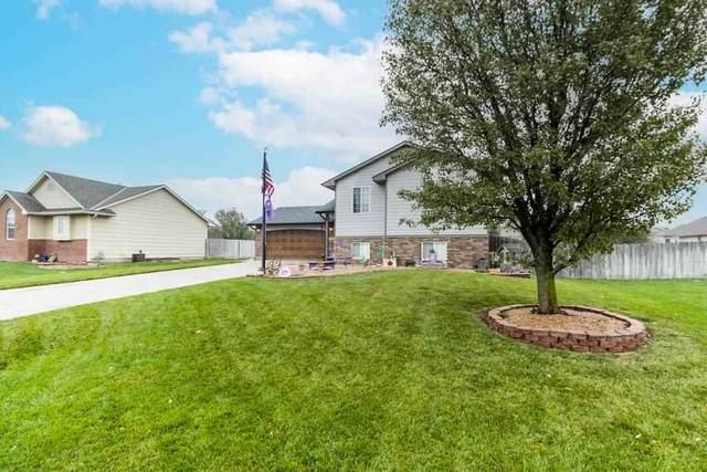 602 Austin Lane, Sedgwick, KS 67135 (MLS #587590) :: Keller Williams Hometown Partners