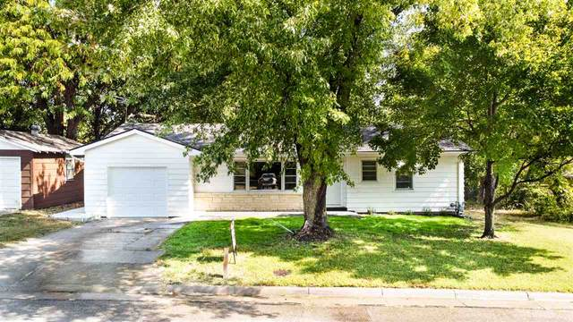 314 S Arthur St, El Dorado, KS 67042 (MLS #587611) :: Kirk Short's Wichita Home Team