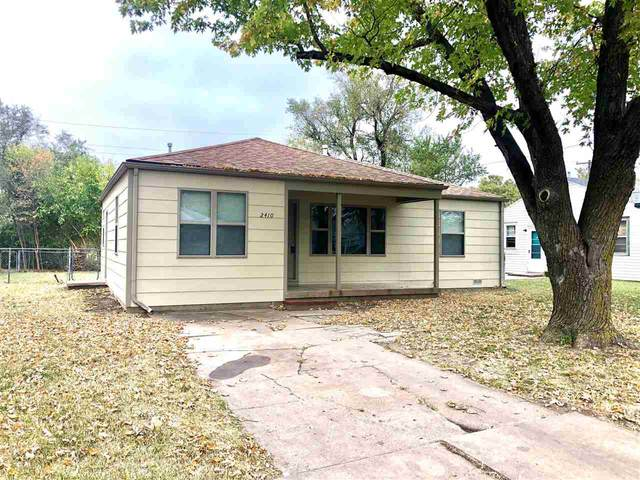 2410 W Jewell St, Wichita, KS 67213 (MLS #587693) :: Keller Williams Hometown Partners