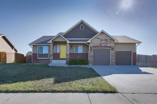 5326 N Rock Spring St, Wichita, KS 67226 (MLS #587768) :: Kirk Short's Wichita Home Team