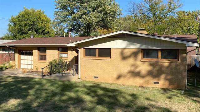 642 N Norman Ave, Wichita, KS 67212 (MLS #587783) :: Keller Williams Hometown Partners