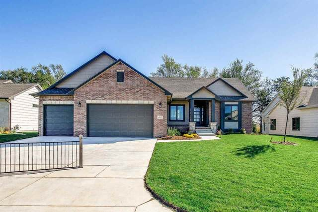 4512 N Sunny Cir, Wichita, KS 67205 (MLS #587795) :: Preister and Partners | Keller Williams Hometown Partners