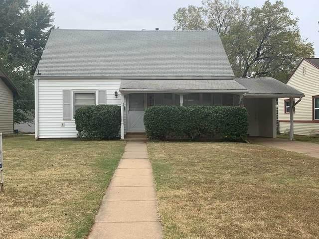 816 N Anthony Ave, Anthony, KS 67003 (MLS #587874) :: Kirk Short's Wichita Home Team