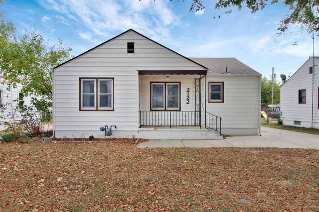2122 S Laura, Wichita, KS 67211 (MLS #587907) :: Preister and Partners | Keller Williams Hometown Partners