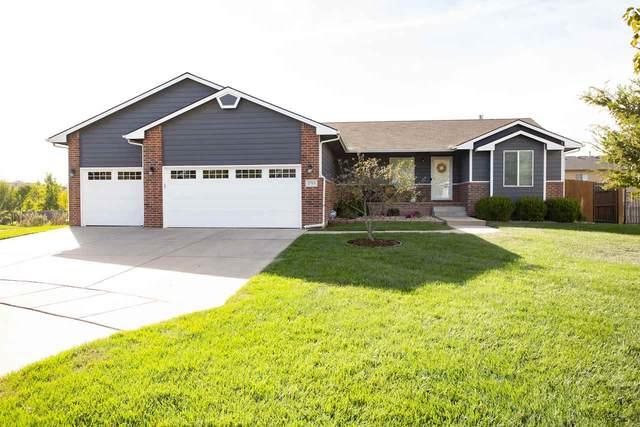 2713 E Kite Ct, Wichita, KS 67219 (MLS #587957) :: On The Move