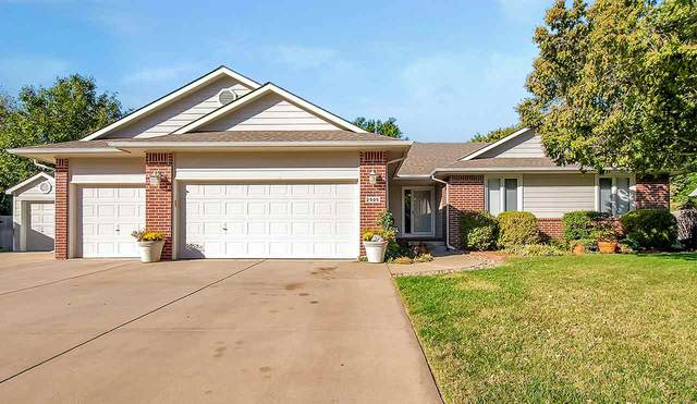 2505 N Parkridge Circle, Wichita, KS 67205 (MLS #587958) :: On The Move