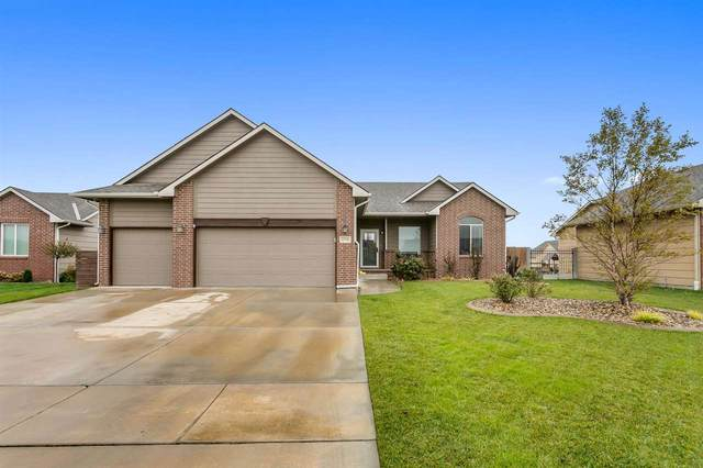 12710 W Grant Ct., Wichita, KS 67235 (MLS #587998) :: Preister and Partners | Keller Williams Hometown Partners