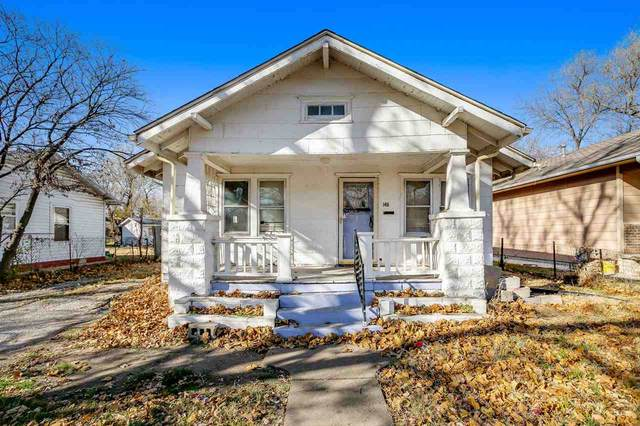 1411 S Saint Francis St, Wichita, KS 67211 (MLS #588083) :: Jamey & Liz Blubaugh Realtors