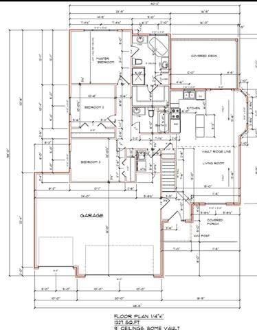 4918 S Saint Paul, Wichita, KS 67217 (MLS #588139) :: Preister and Partners | Keller Williams Hometown Partners