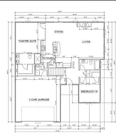 4902 S Saint Paul, Wichita, KS 67217 (MLS #588140) :: Preister and Partners | Keller Williams Hometown Partners