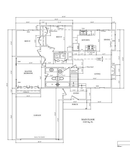 4906 S Saint Paul, Wichita, KS 67217 (MLS #588141) :: Preister and Partners | Keller Williams Hometown Partners