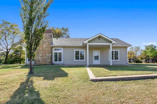 1449 W 80th Ave N, Conway Springs, KS 67031 (MLS #588153) :: Preister and Partners | Keller Williams Hometown Partners