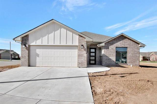 15024 W Hayden, Wichita, KS 67235 (MLS #588191) :: Graham Realtors