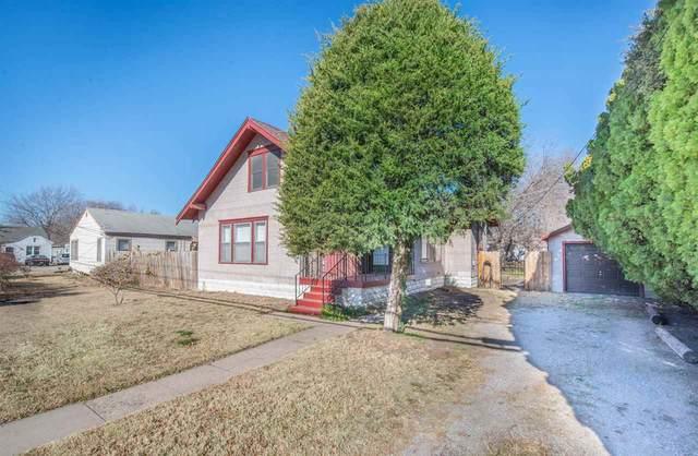 724 W 29th St N, Wichita, KS 67204 (MLS #588217) :: Jamey & Liz Blubaugh Realtors