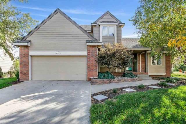 10215 E Mainsgate Rd, Wichita, KS 67226 (MLS #588230) :: On The Move