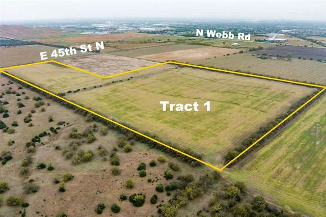 W & N of E 45th St N And Greenwich Rd - Tract 1, Bel Aire, KS 67220 (MLS #588274) :: Pinnacle Realty Group