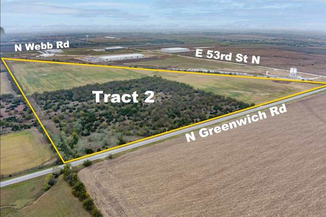 S & W of E 53rd St N And Greenwich Rd - Tract 2, Bel Aire, KS 67220 (MLS #588276) :: Pinnacle Realty Group