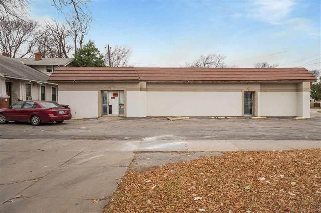 1359 N Market St, Wichita, KS 67214 (MLS #588311) :: Pinnacle Realty Group