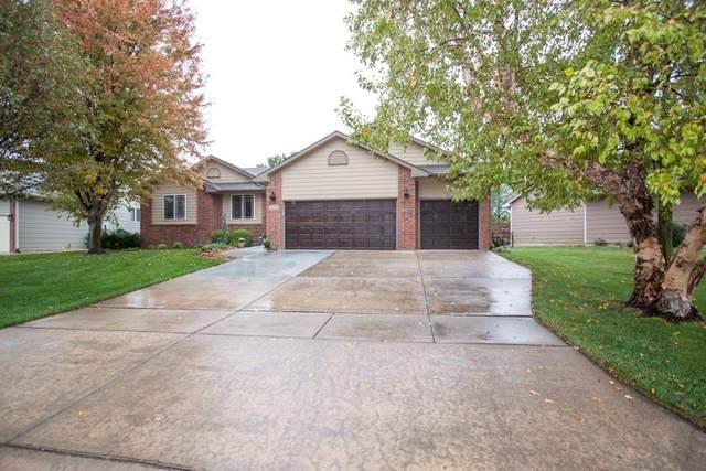 2405 N Shefford St, Wichita, KS 67205 (MLS #588315) :: Jamey & Liz Blubaugh Realtors