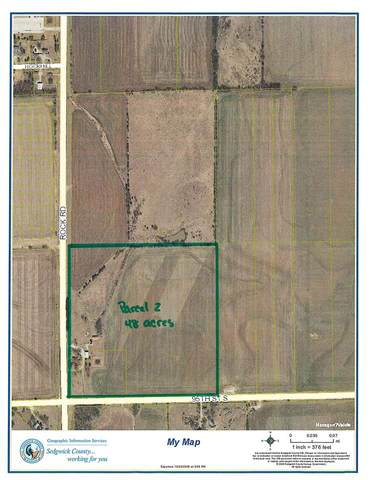9530 S Rock Rd Parcel #2, Derby, KS 67037 (MLS #588359) :: On The Move