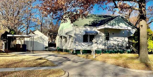 359 N Edwards Ave, Wichita, KS 67203 (MLS #588421) :: Pinnacle Realty Group