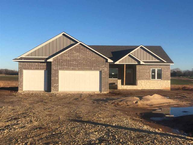 25020 W Indian Ridge Ct., Andale, KS 67001 (MLS #588449) :: Graham Realtors