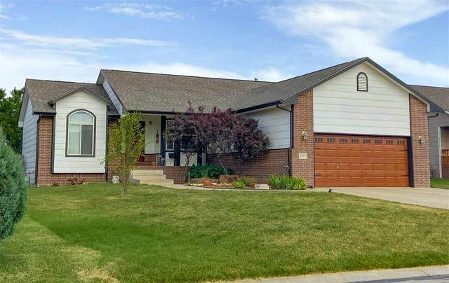 2413 S Prescott Cir, Wichita, KS 67215 (MLS #588534) :: Preister and Partners | Keller Williams Hometown Partners